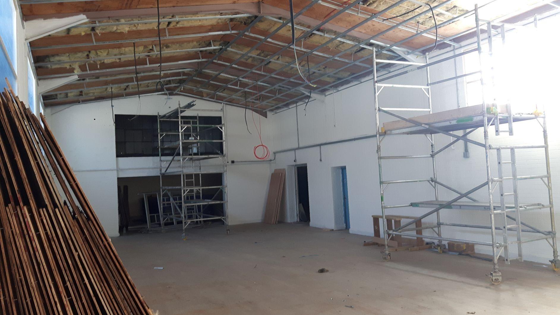 Sport Centre Refurbishment - Multi-use Gym