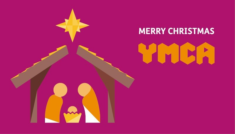 YMCA Christmas Manger